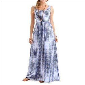 Vineyard Vines maxi dress